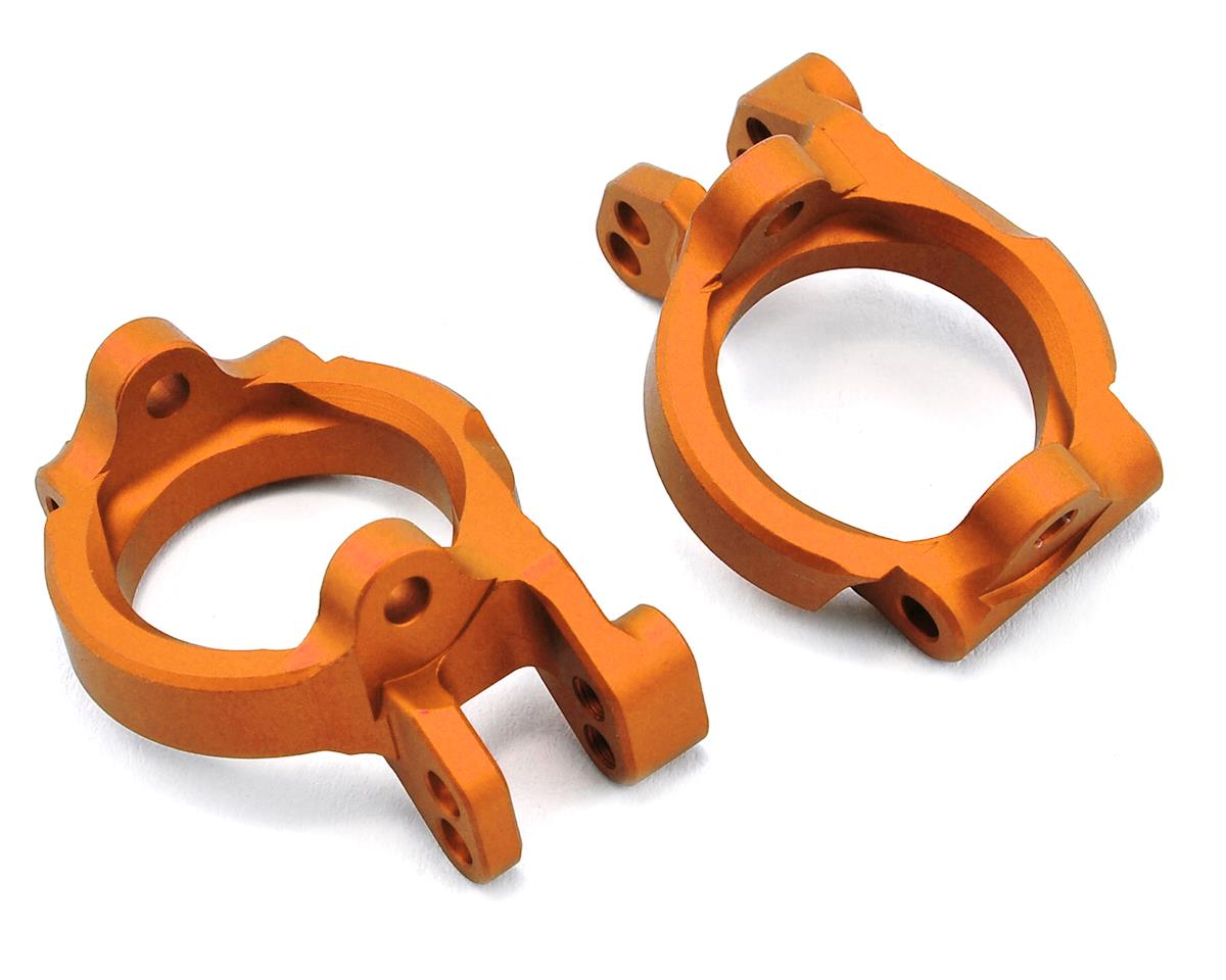 Vanquish Products Yeti Front Castor Block Set (Orange)