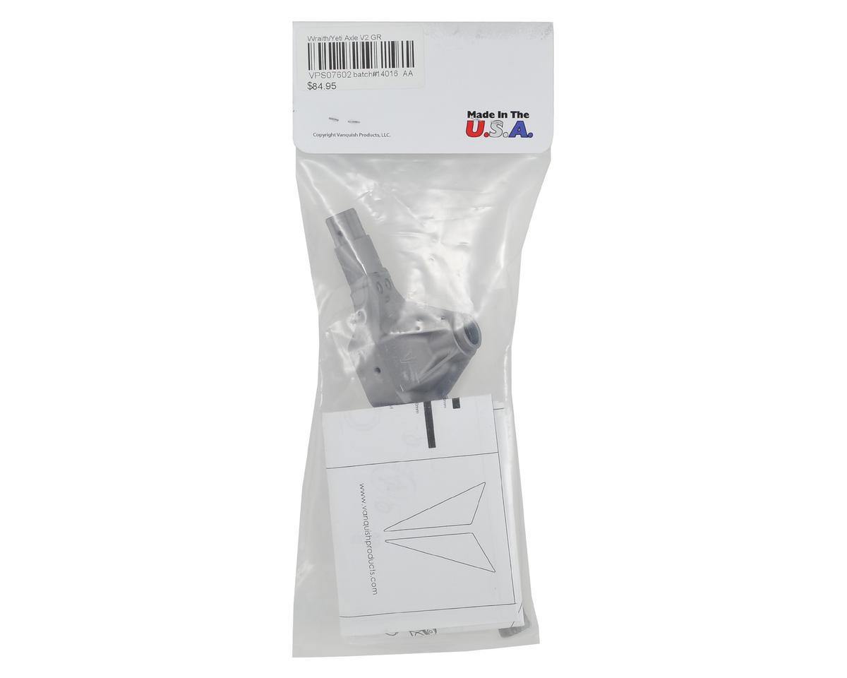 Vanquish Products Wraith/Yeti V2 OCP Axle Housing (Grey)