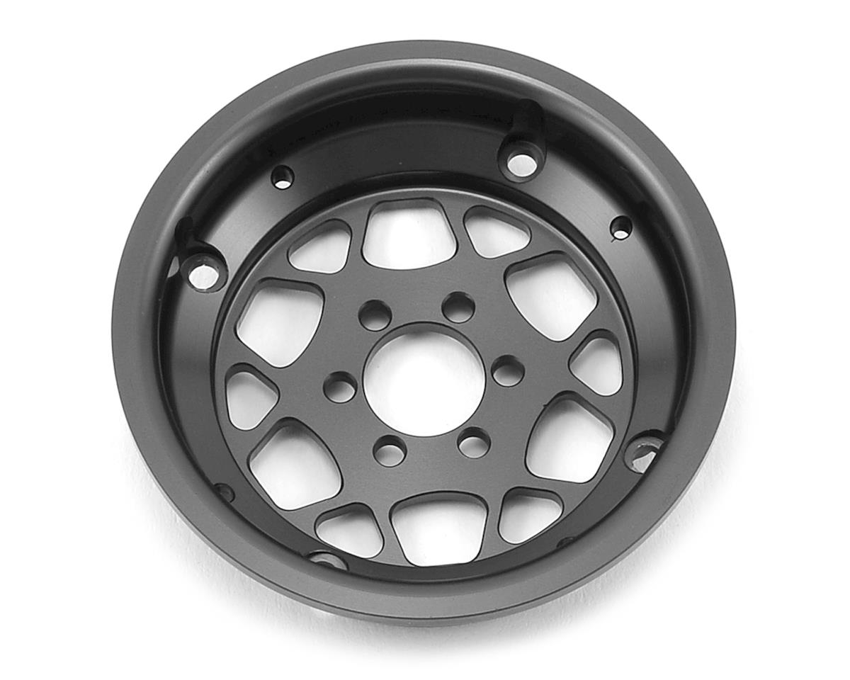 """Vanquish Products OMF 2.2"""" Type R Light Weight Rear Ring (Grey)"""