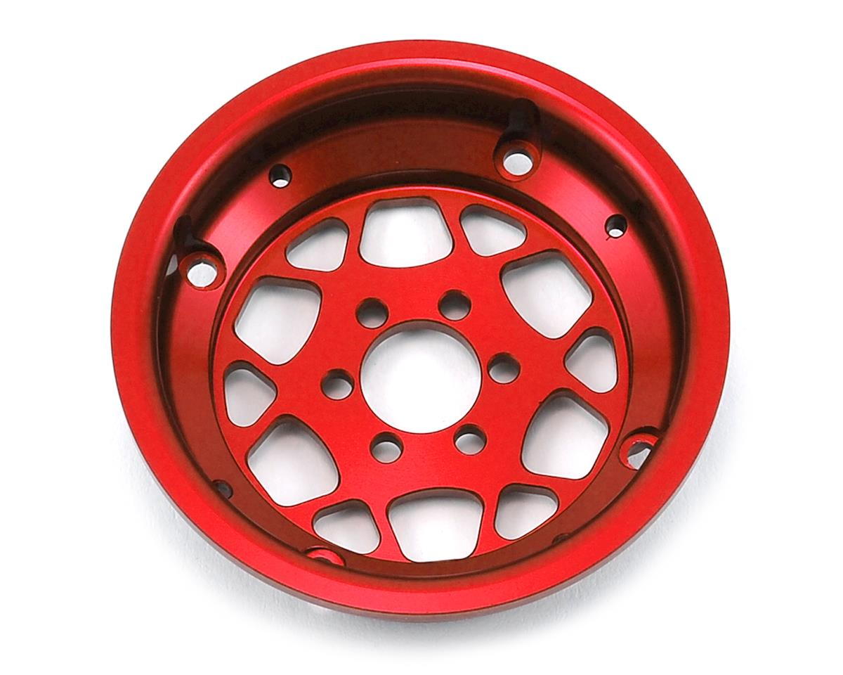 "Vanquish Products 2.2"" OMF Type R Light Weight Rear Ring (Red)"