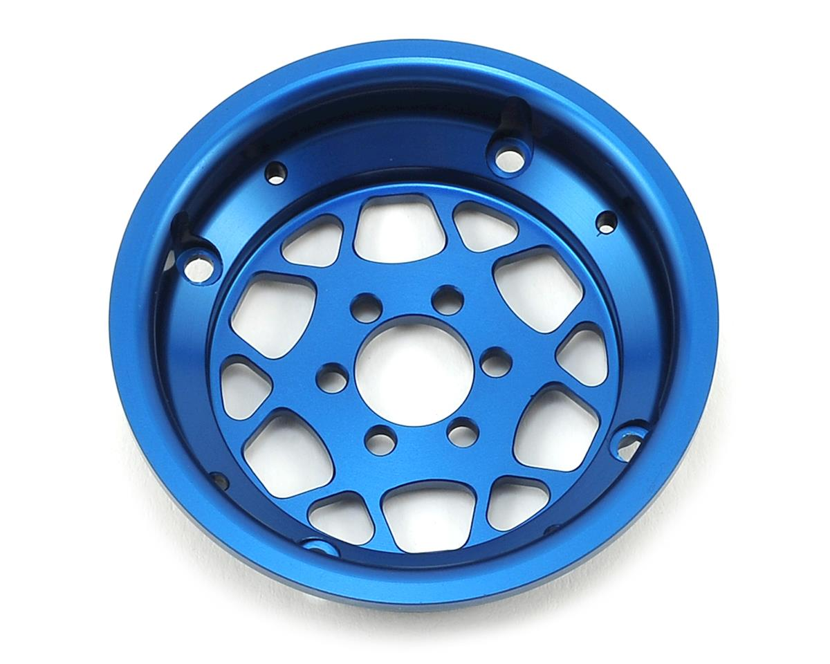 "Vanquish Products OMF 2.2"" Type R Light Weight Rear Ring (Blue)"
