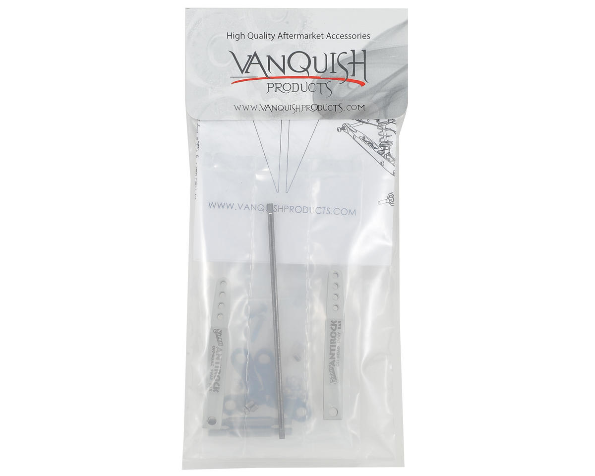 Vanquish Products Currie Antirock Sway Bar (Silver)