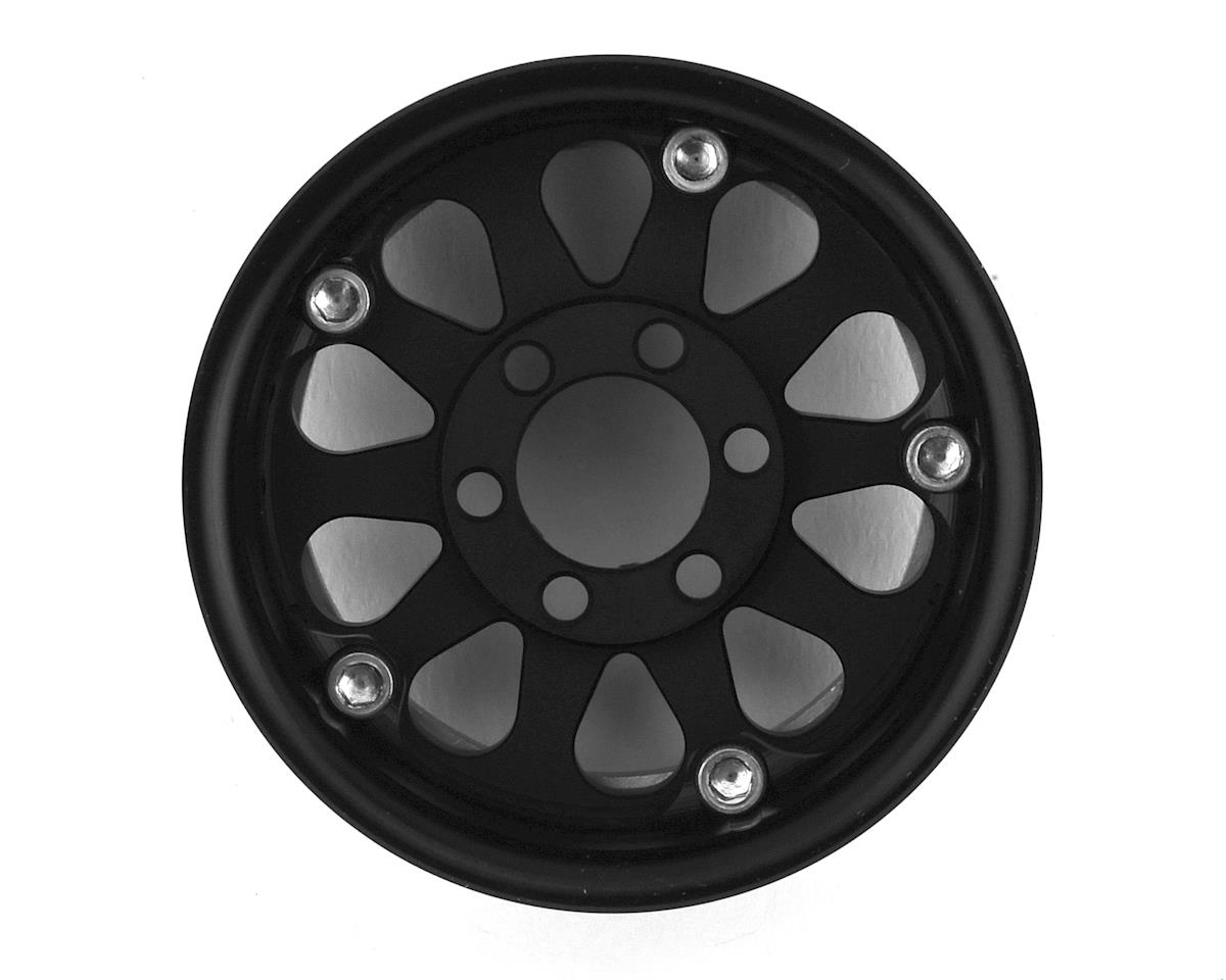 "Vanquish Products Method 101 V2 1.9"" Wheel (2) (Black/Silver)"