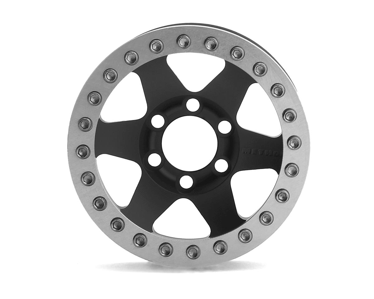"Vanquish Products Method MR310 1.9"" Wheel (2) (Black/Silver)"
