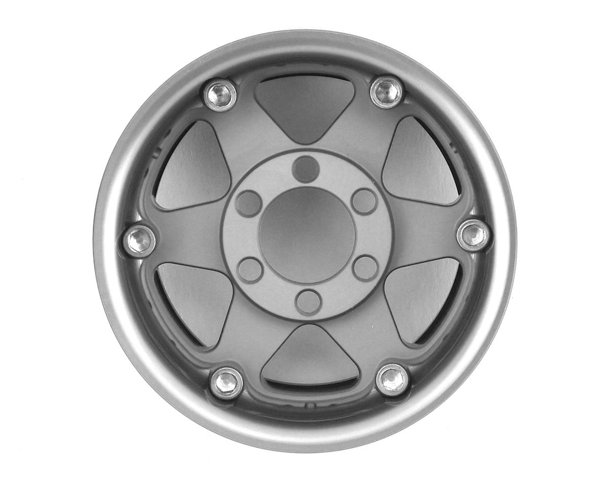 "Vanquish Products Method MR310 1.9"" Wheel (2) (Silver/Black)"