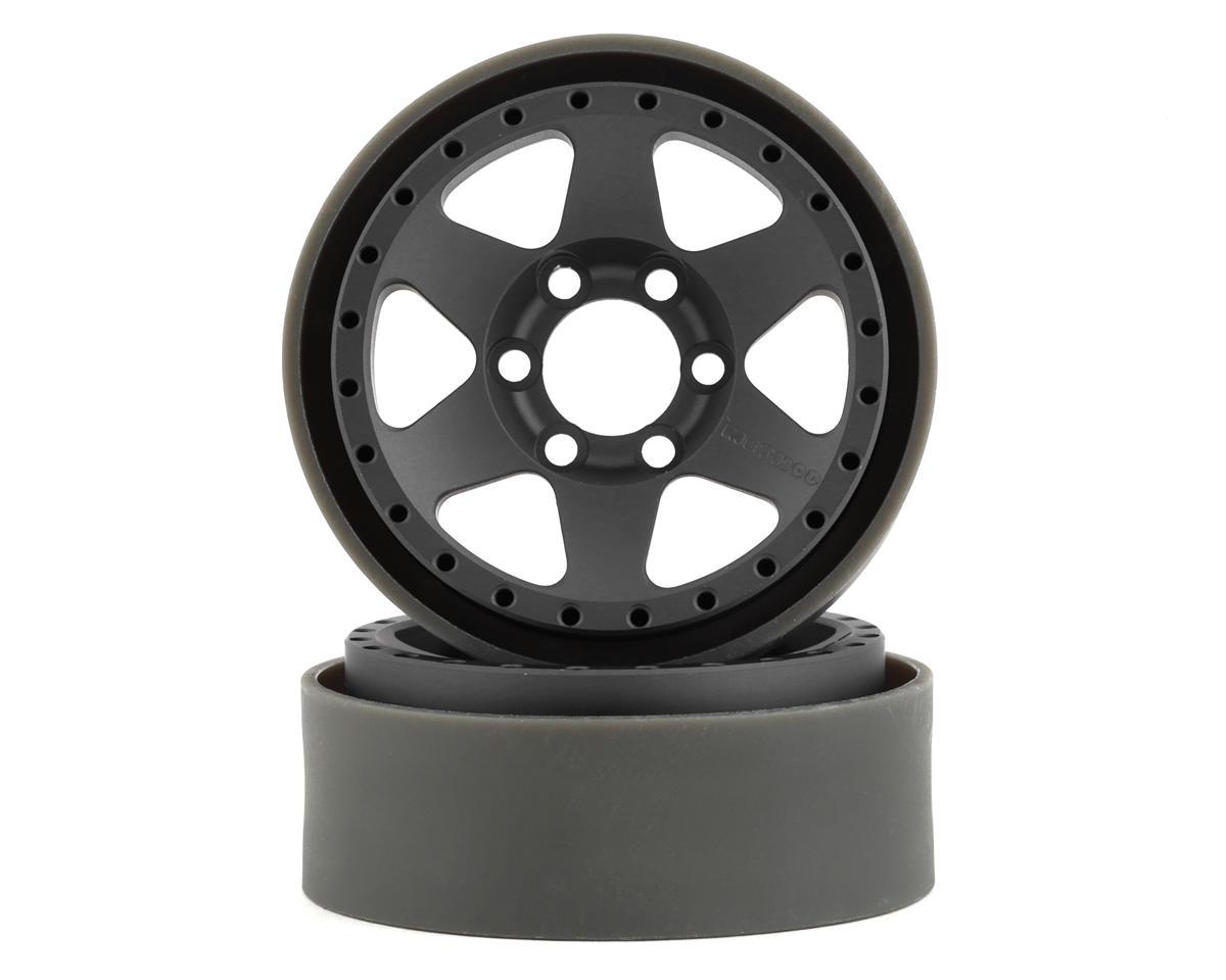 Vanquish Products Method MR310 1.9 Beadlock Crawler Wheels (Grey) (2)