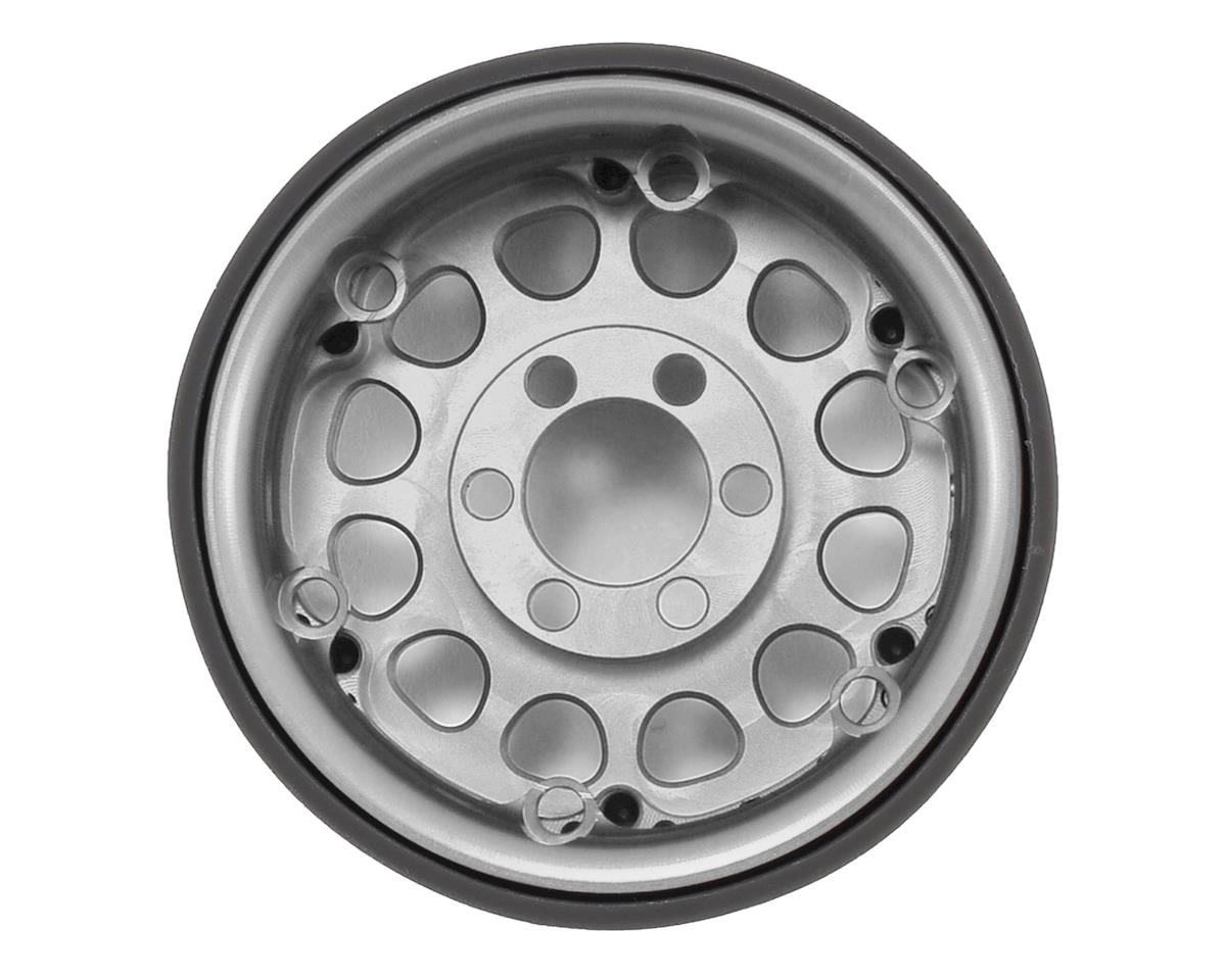 "Vanquish Products Method 105 1.9"" Wheel (2) (Silver/Black)"