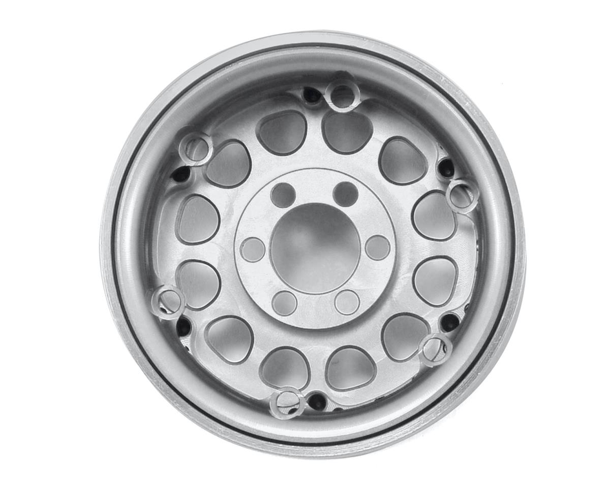 "Vanquish Products Method 105 1.9"" Wheel (2) (Silver/Silver)"