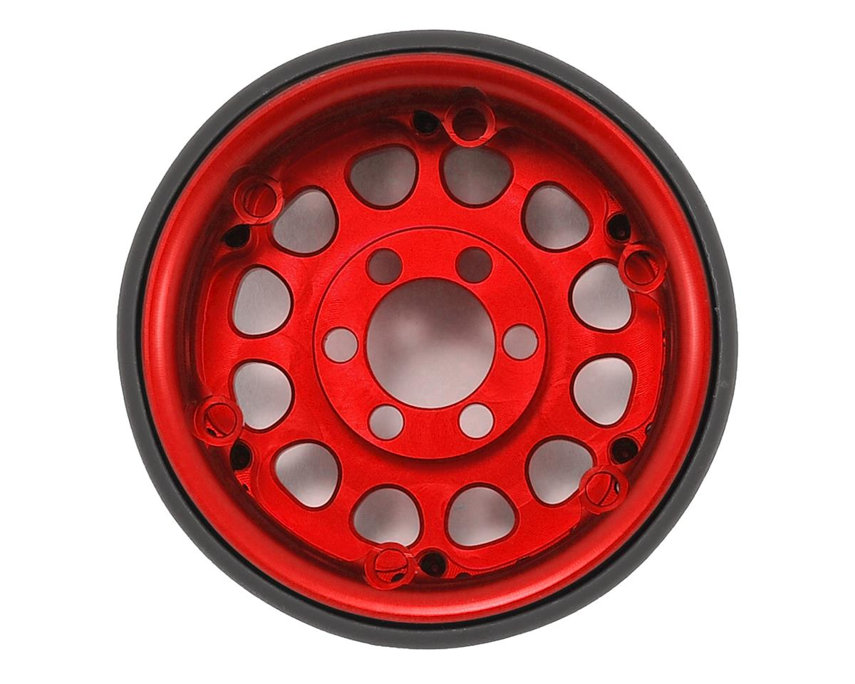 "Vanquish Products Method 105 1.9"" Wheel (2) (Red/Black)"