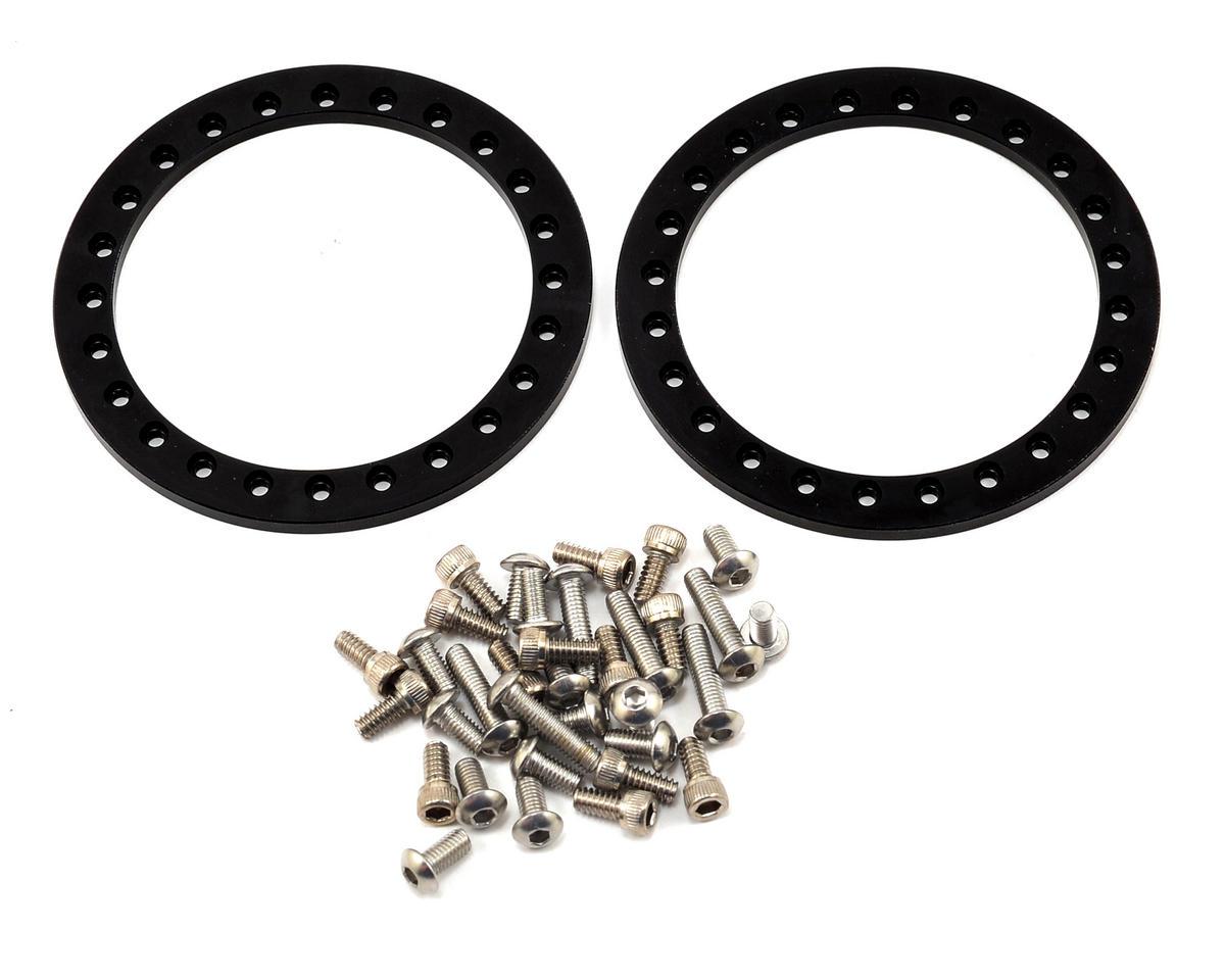 "Vanquish Products KMC XD127 2.2"" Wheel (Black/Black) (2) (1.2"" Wide)"
