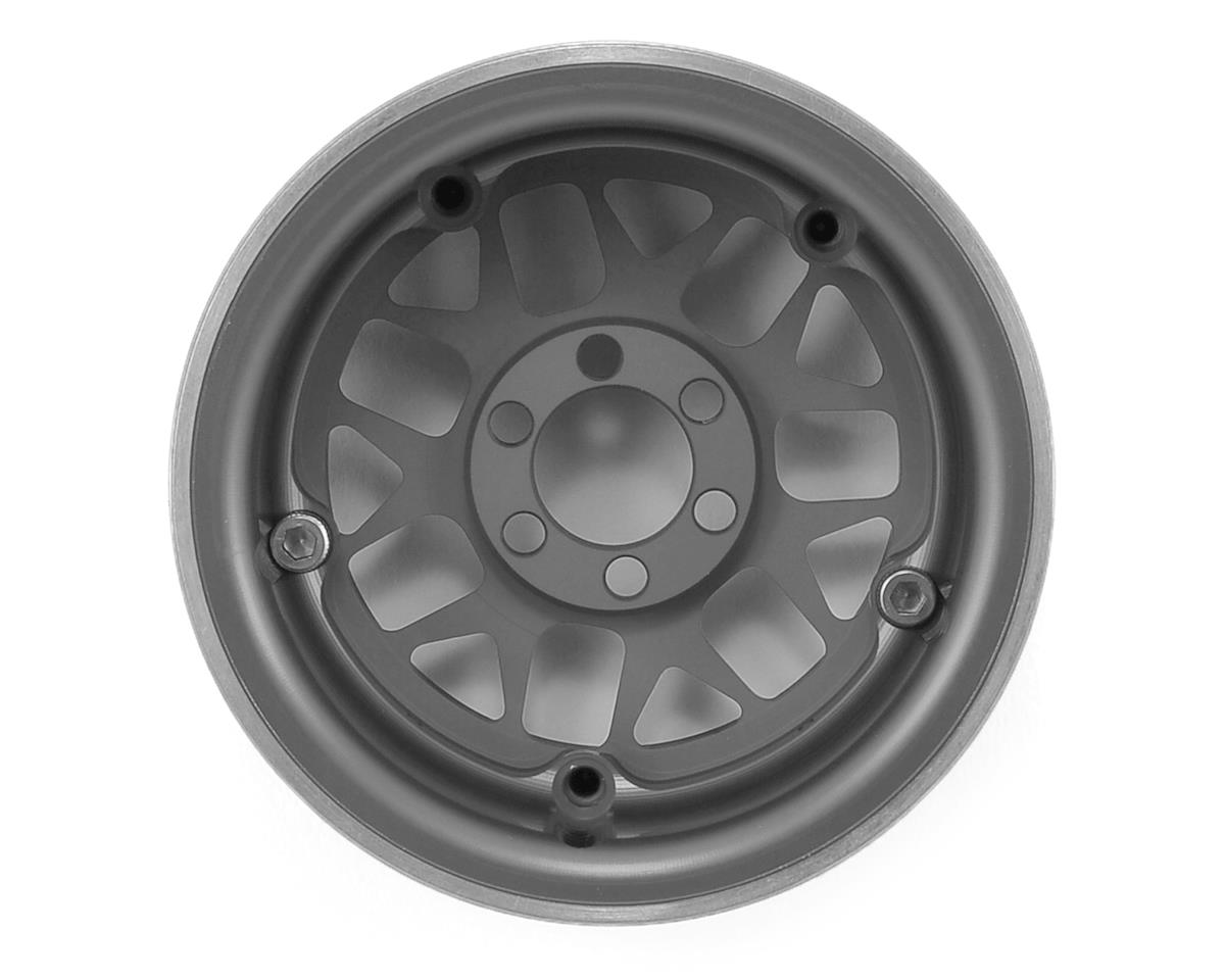 "Vanquish Products KMC XD127 Bully 2.2"" Wheel (Grey/Black) (2) (1.2"" Wide)"
