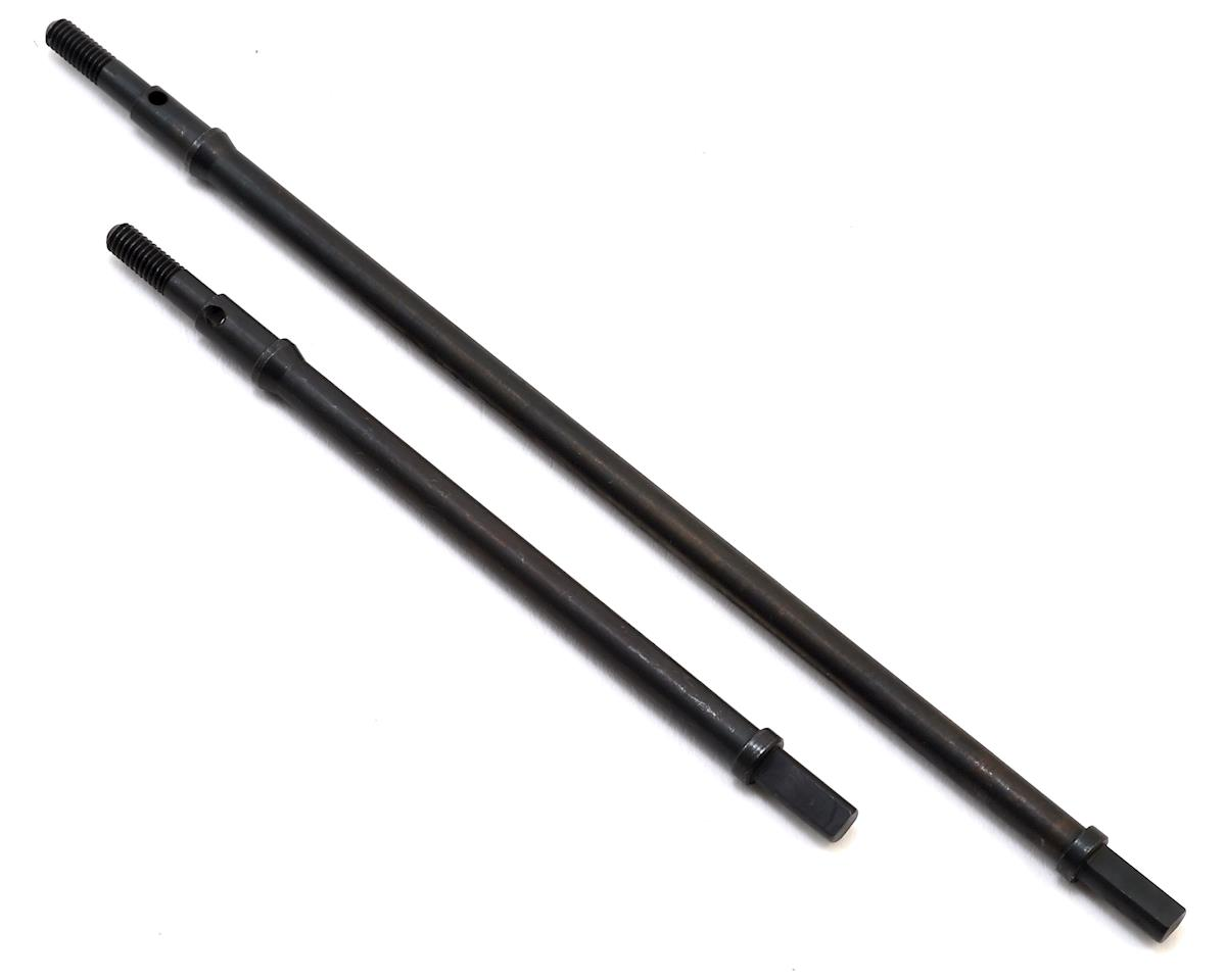 Chromoly AR60 Rear Axle Shafts (2) by Vanquish Products
