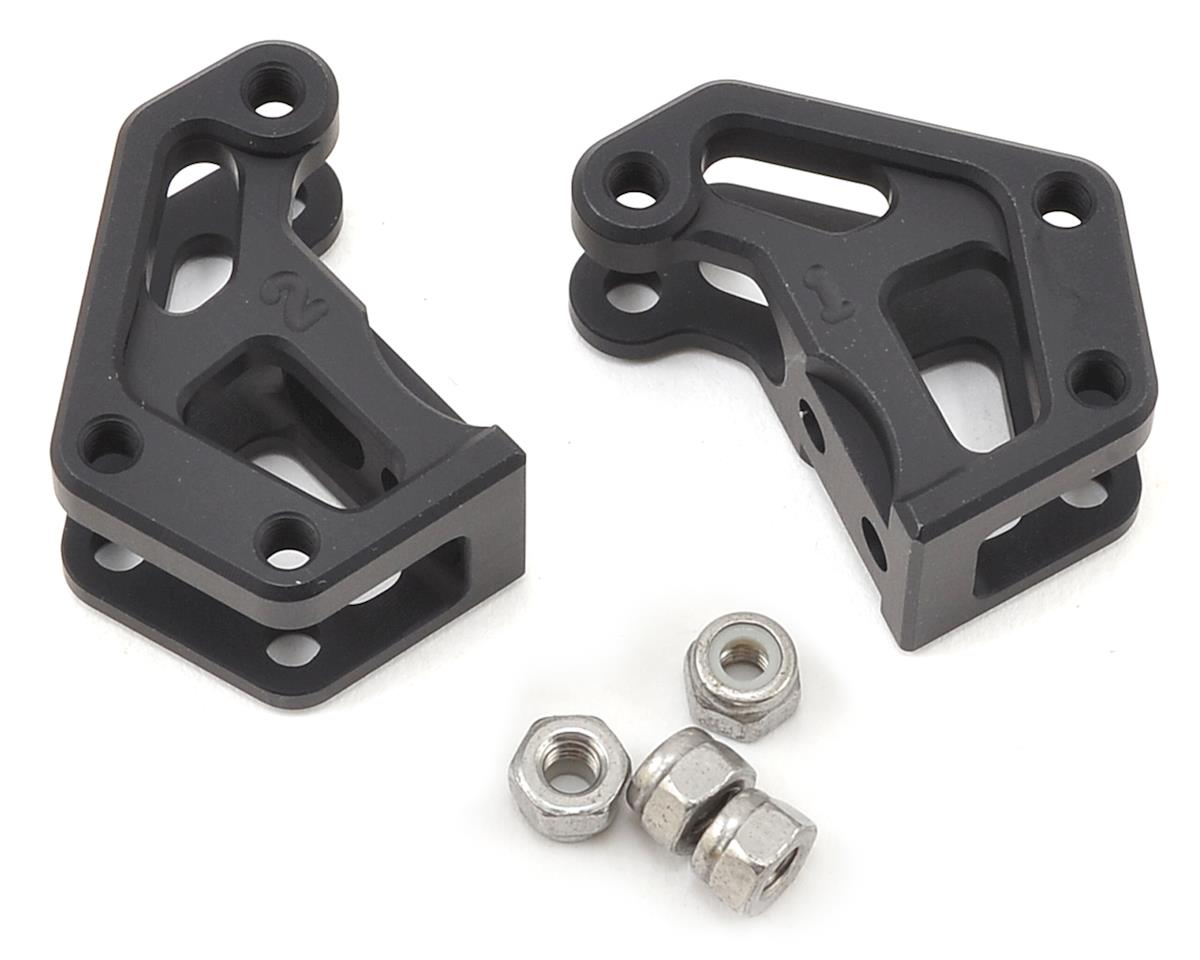 AR60 Dual Shock/Link Mounts (2) (Black) by Vanquish Products