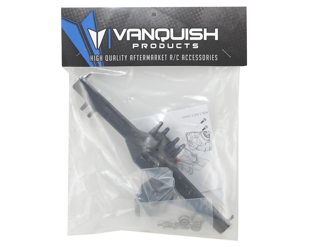 Vanquish Products Losi Baja Rey/Rock Rey Currie F9 Rear Axle (Black)