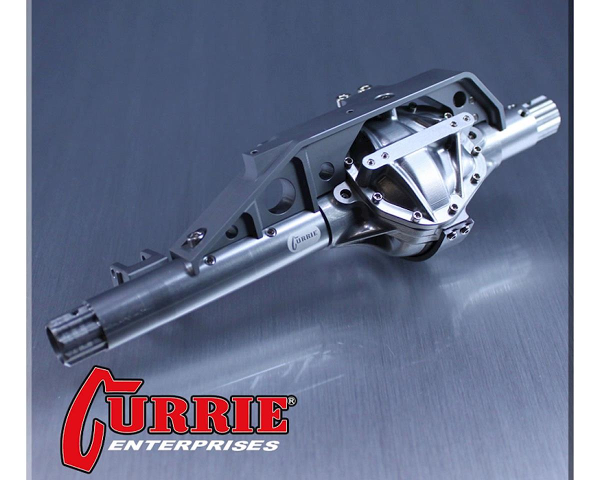 Currie Rockjock 70 Wraith Front Axle (Grey) by Vanquish Products