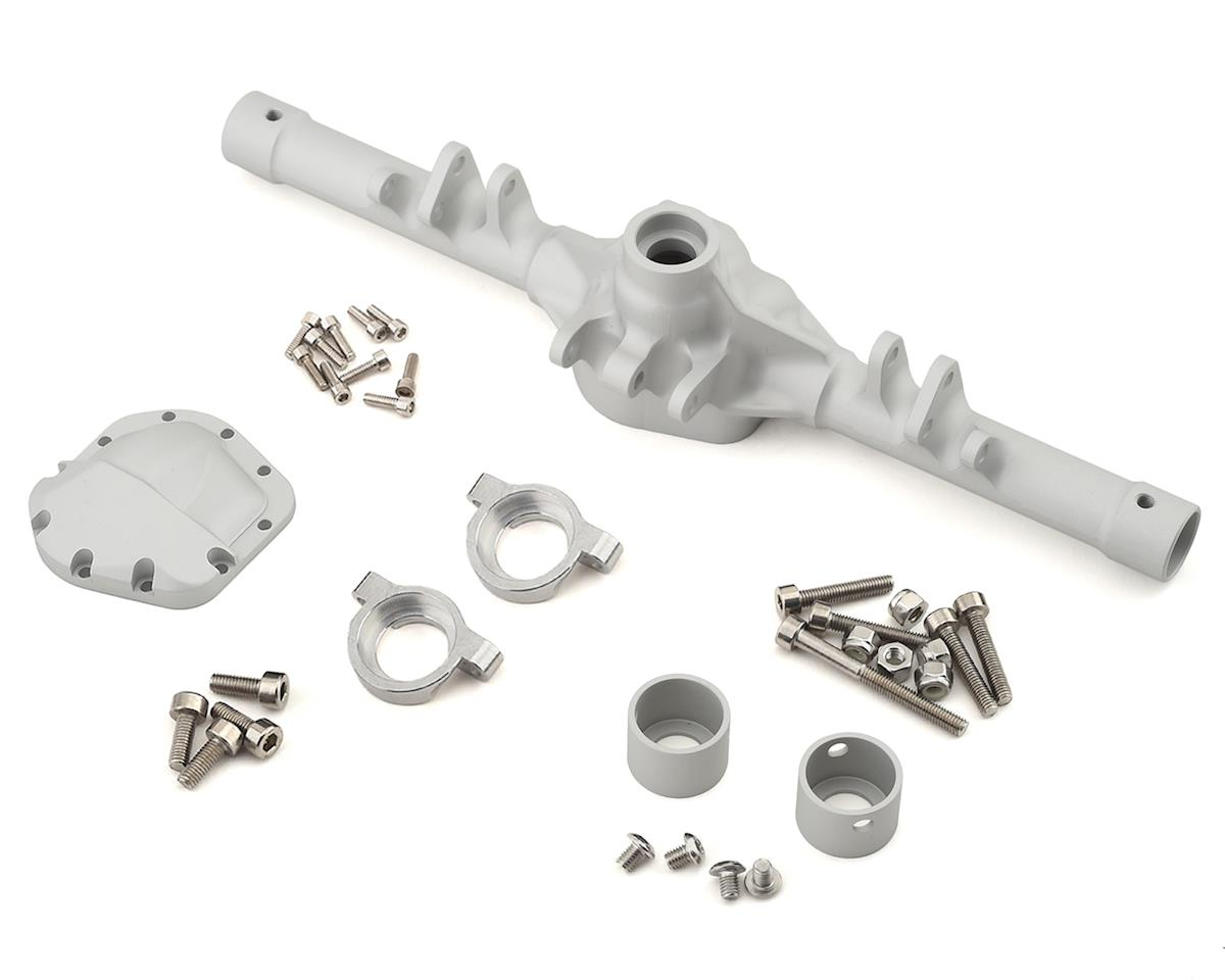 Vanquish VS4-10 Products Currie D44 Rear Axle (Clear)