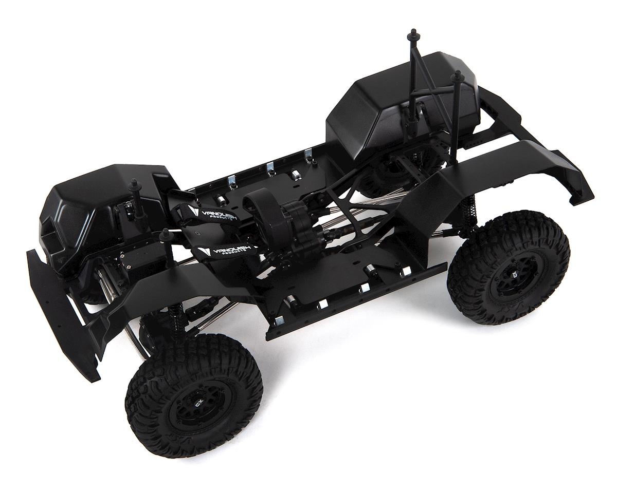 Vanquish Products VS4-10 Origin Limited Black Scale Rock Crawler Kit