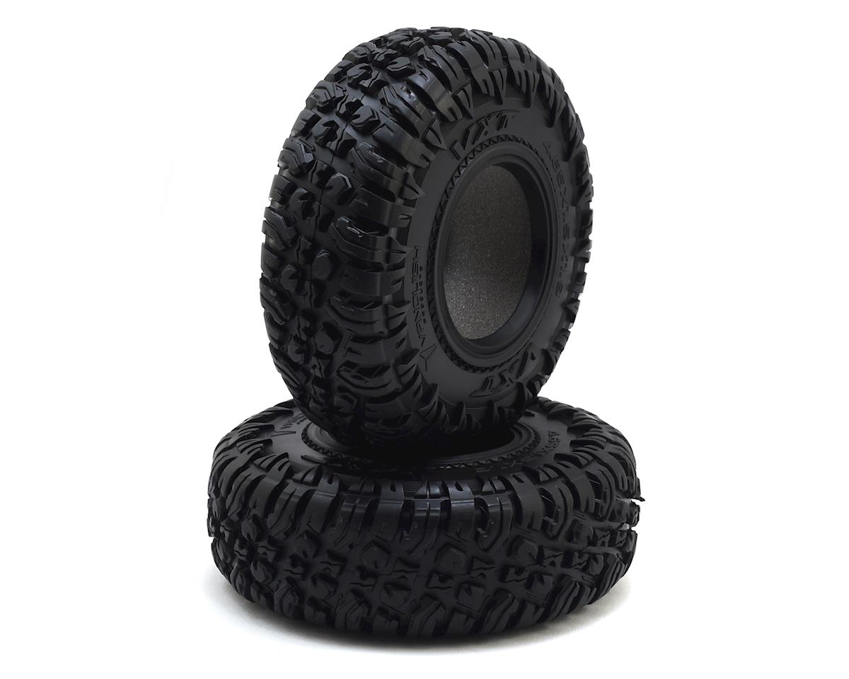 "Vanquish Products VXT 1.9"" Rock Crawler Tires (2)"
