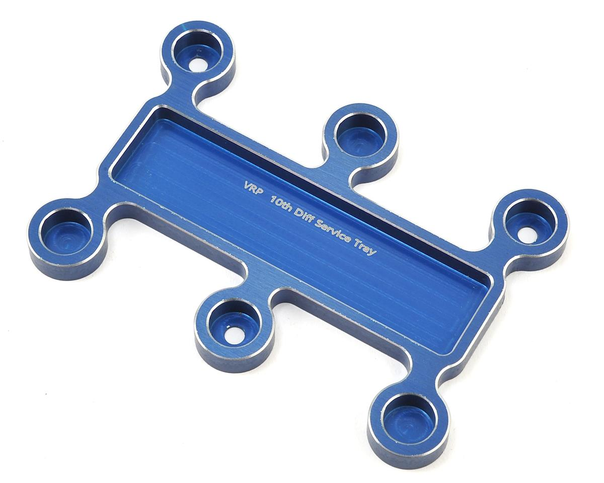 VRP 1/10 Differential Service Tray (Blue)