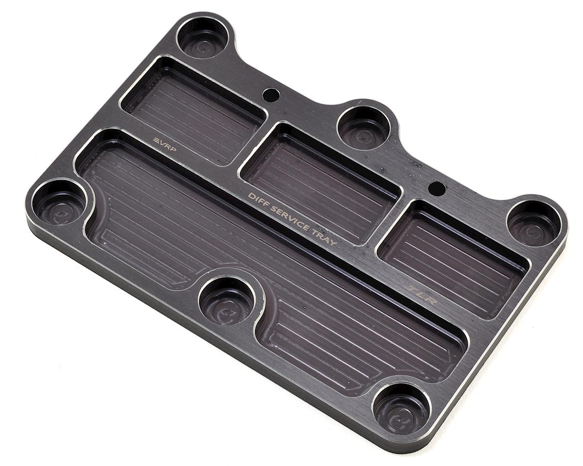 VRP Losi 8IGHT Differential Service Tray (Black)