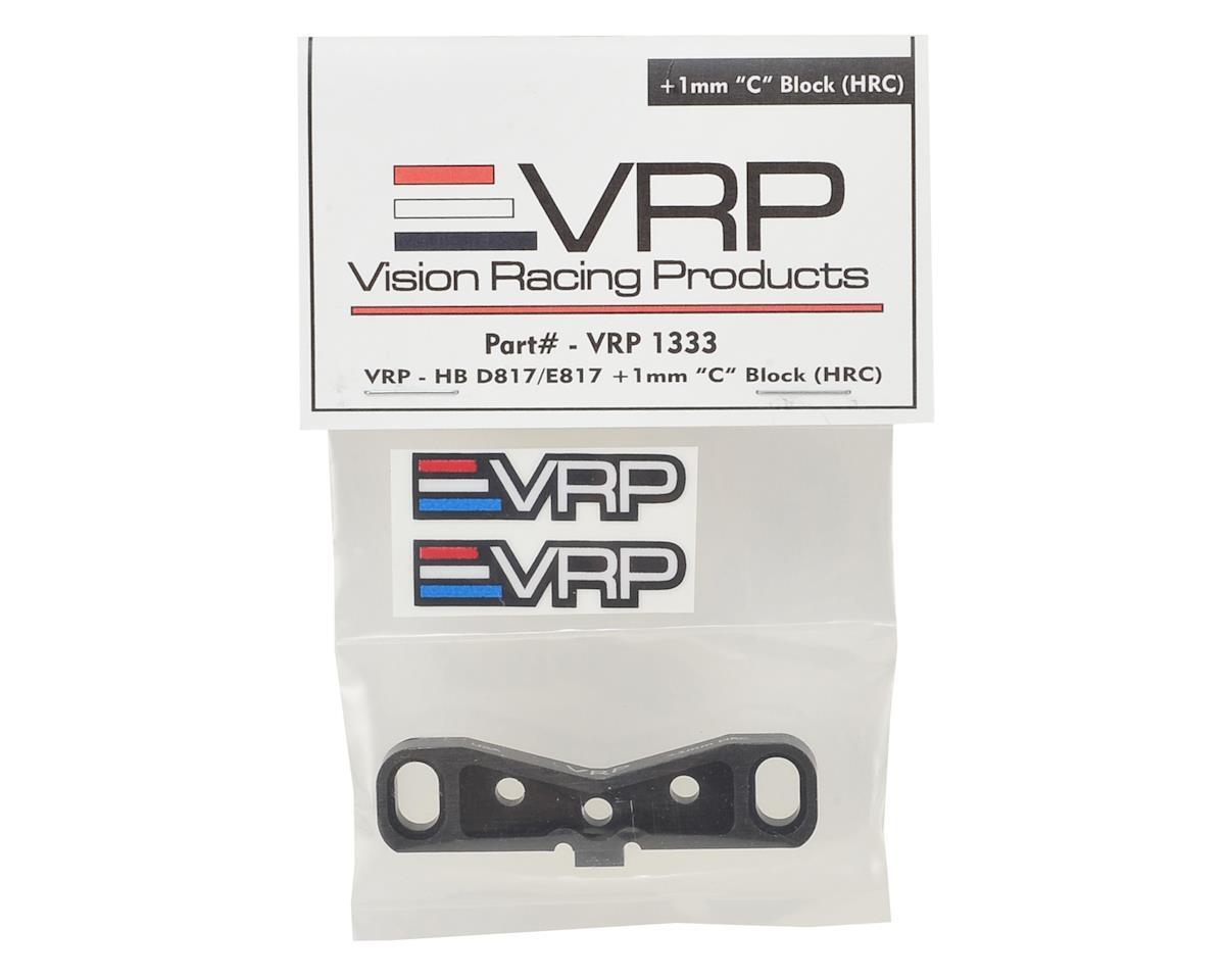 """VRP Hot Bodies D817/E817 +1mm """"C"""" Block (HRC)"""