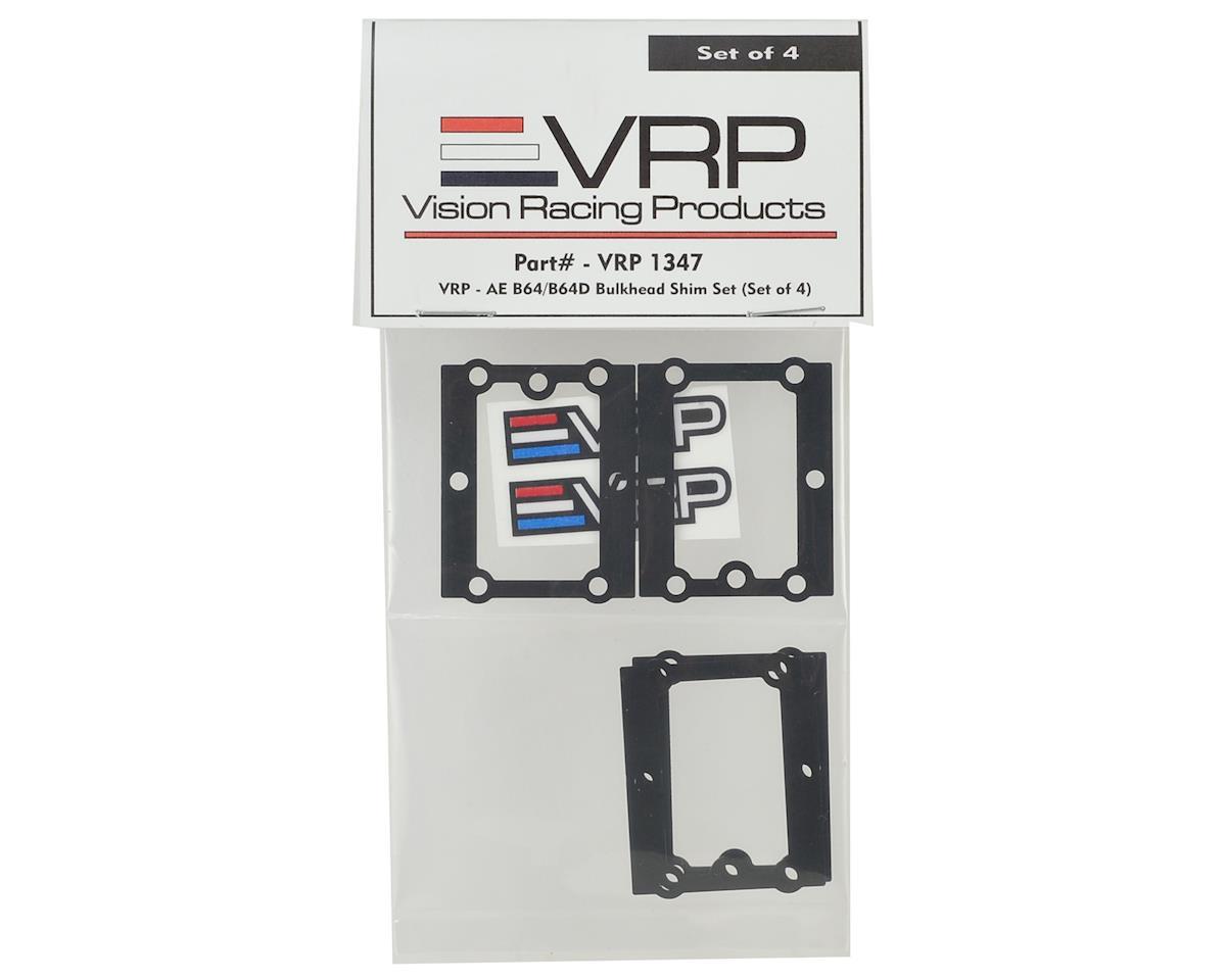 VRP B64/B64D Bulkhead Shim Set (4)