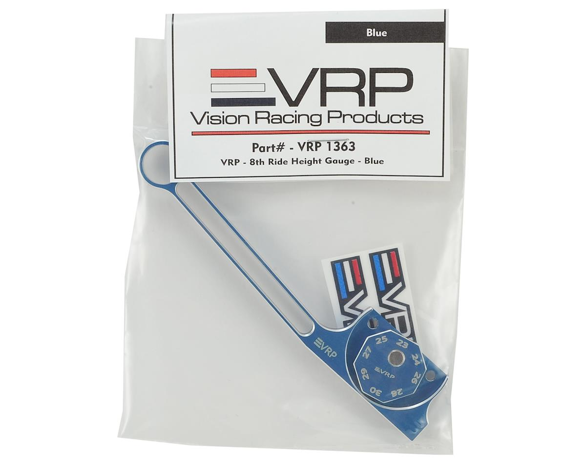 VRP Clicker 1/8 Buggy Ride Height Gauge (Blue)