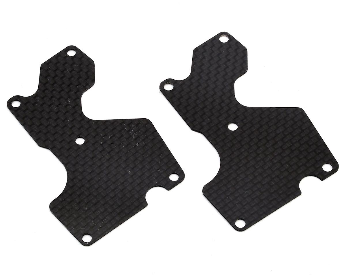 VRP 1mm MBX8 Carbon Rear Arm Inserts (2)