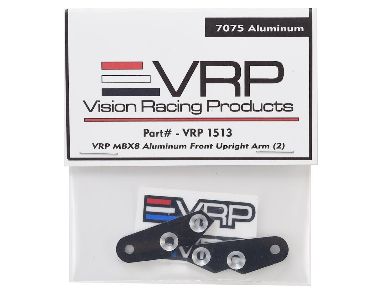 VRP MBX8 Aluminum Front Upright Arm (2)