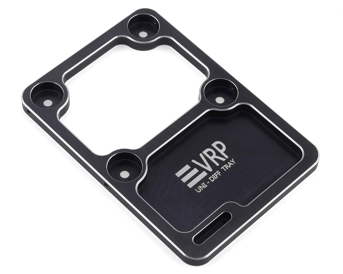 VRP 1/8 Universal Differential Service Tray (Black)