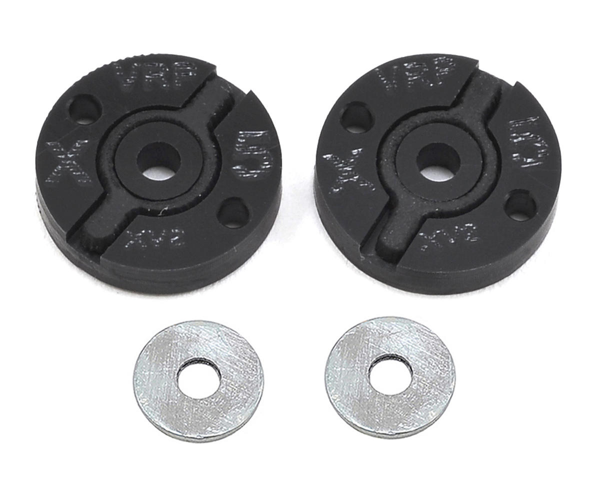 "VRP 12mm Hot Bodies D413 1/10 ""X V2"" Shock Piston (2) (1.5mm x 2 Hole)"