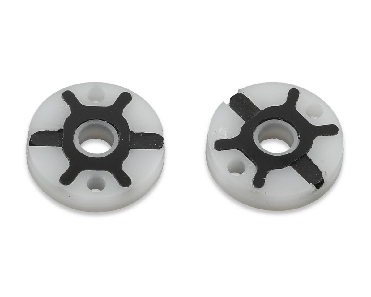 """VRP 12mm AE/TLR/Yokomo 1/10 """"X V2"""" EU Version Shock Piston (2) (1.6mm x 2 Hole)"""