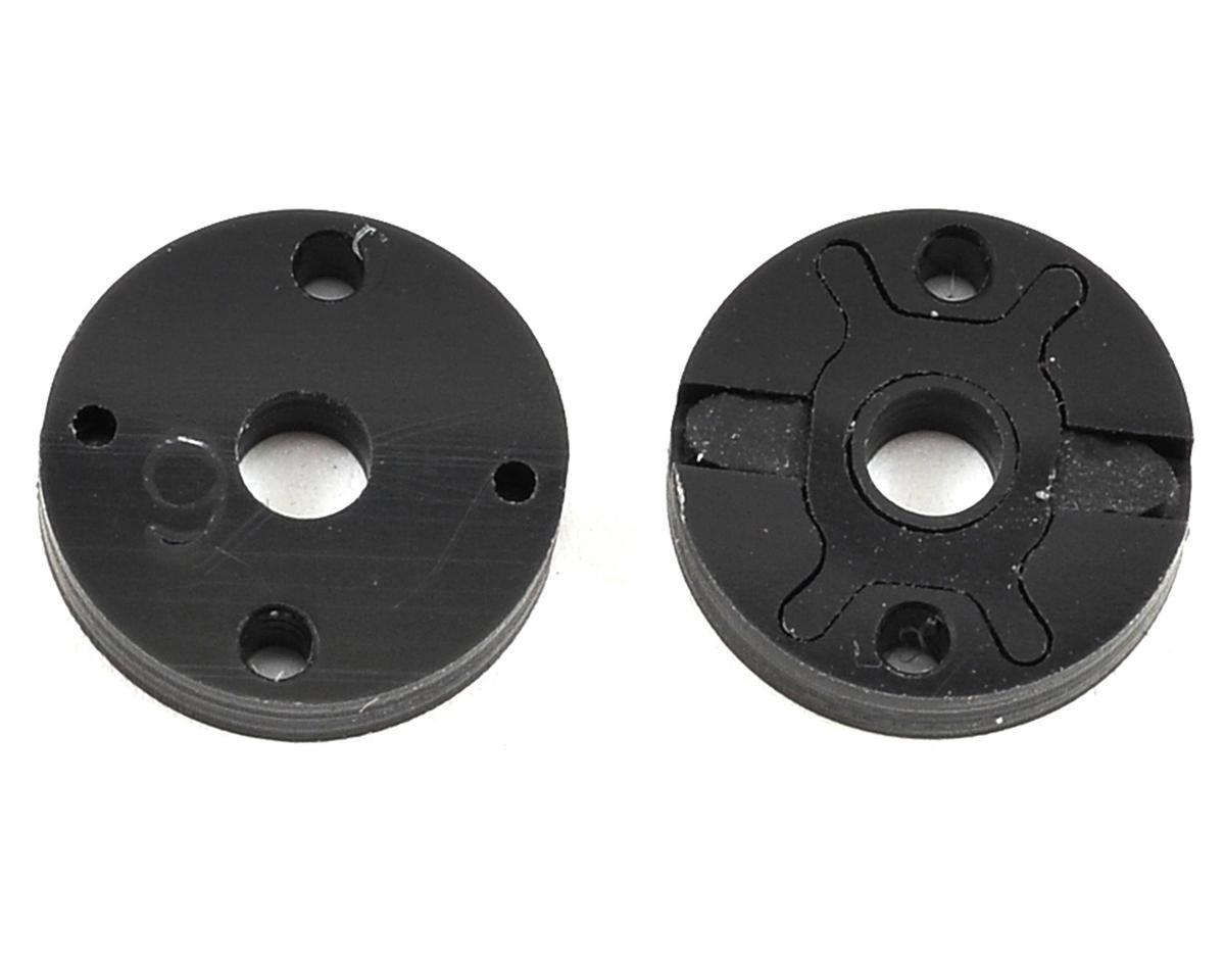 """VRP 12mm Kyosho 1/10 """"X V2"""" Shock Piston (2) (1.6mm x 2 Hole)"""
