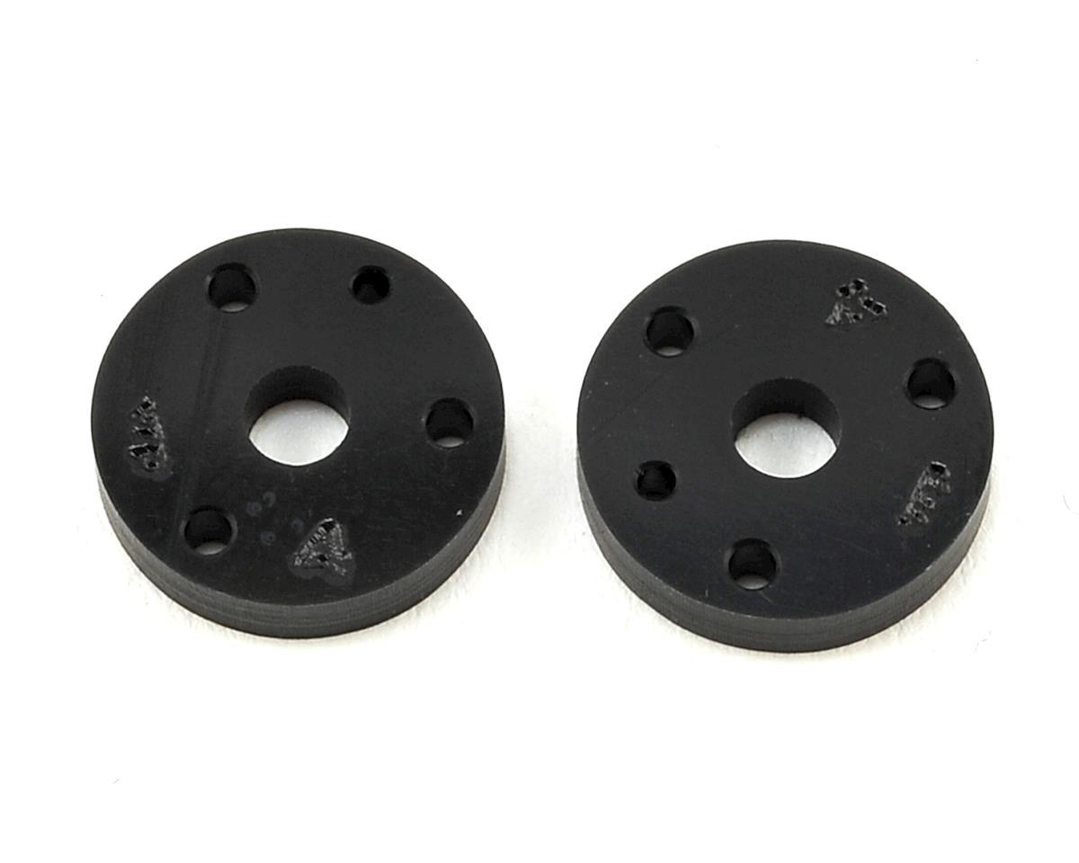 """VRP 12mm AE/TLR/Yokomo 1/10 """"SP V2"""" Shock Piston (2) (1.4mm +1 x 3 Hole)"""