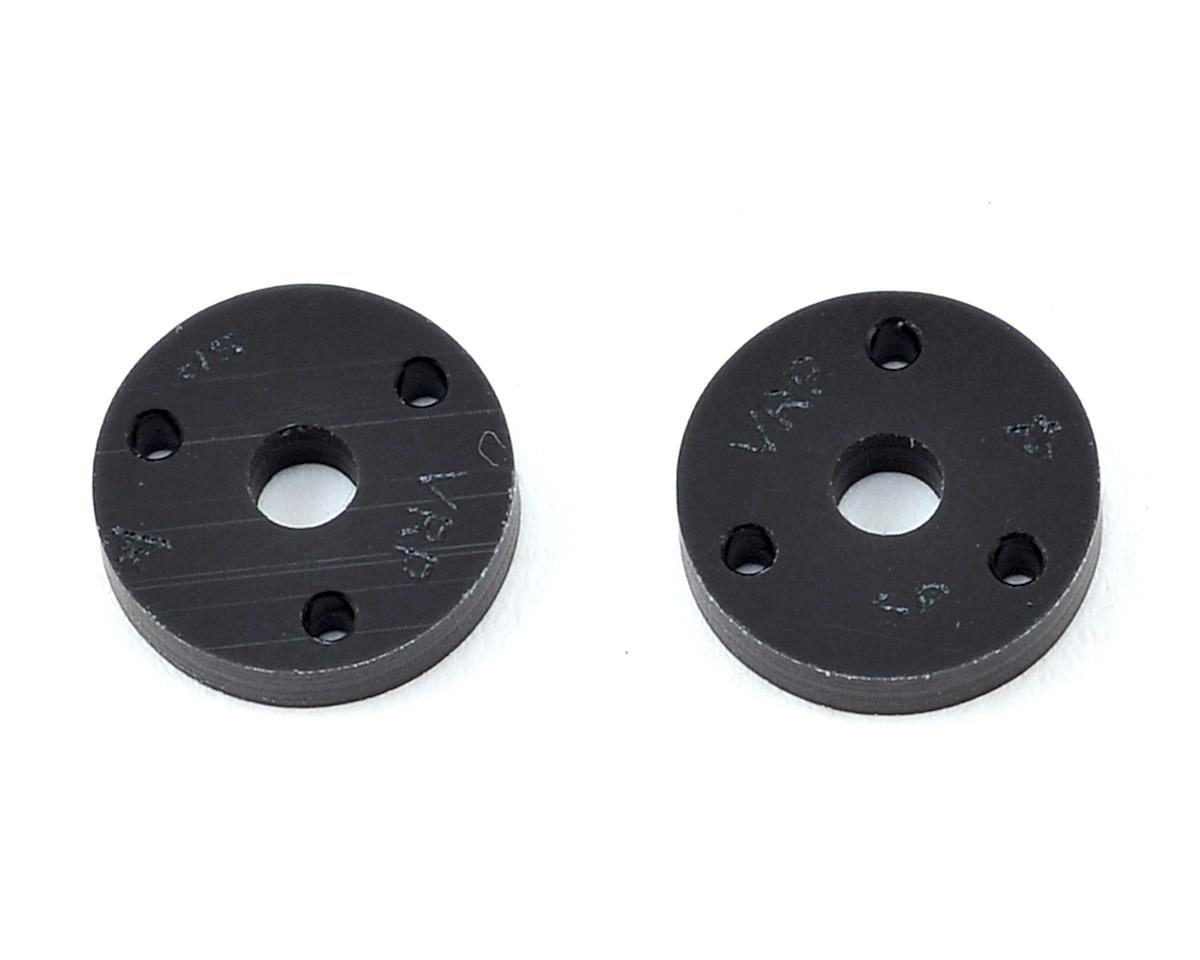 "VRP 12mm Kyosho 1/10 Machined ""SP"" Shock Piston (2) (1.4mm x 3 Hole)"