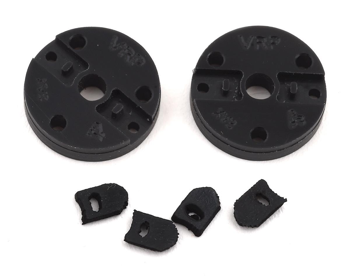 """2 VRP 12mm AE//TLR//Yokomo 1//10 /""""SP V2/"""" Shock Piston 1.5mm +1 x 3 Hole"""