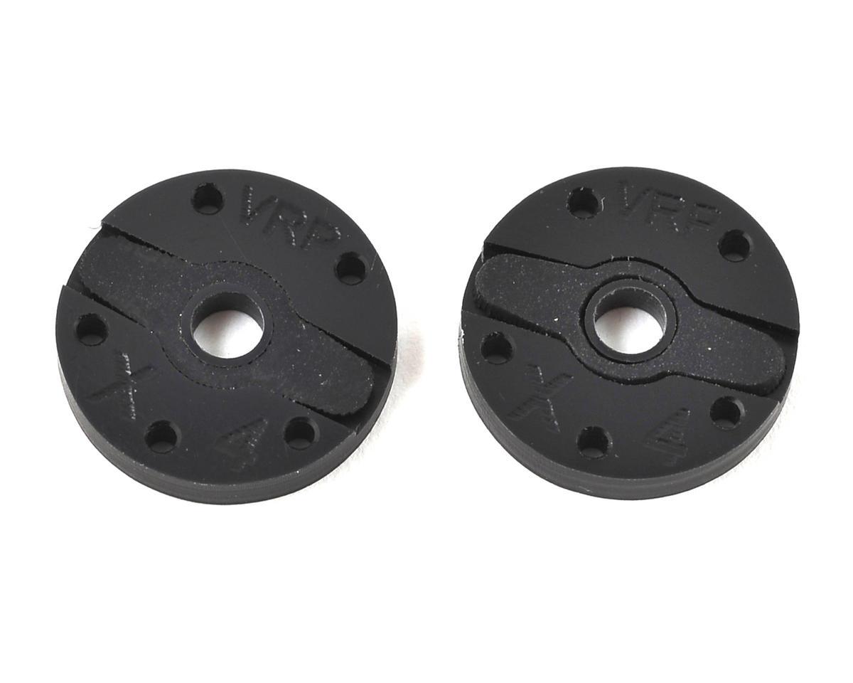 "VRP DNX8/DEX8 1/8 ""X V2"" Shock Piston (2) (1.4mm x 5 Hole)"