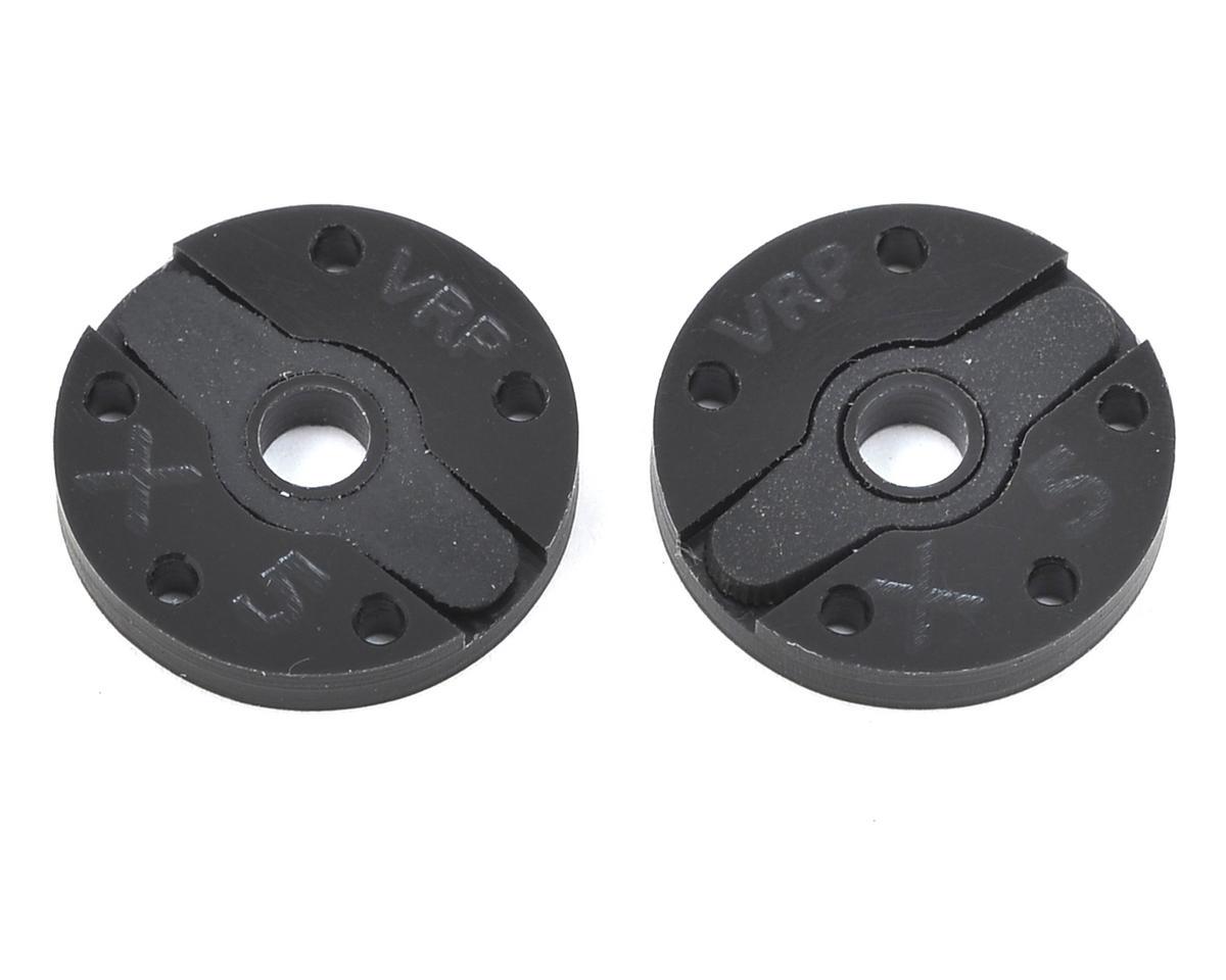 "VRP DNX8/DEX8 1/8 ""X V2"" Shock Piston (2) (1.5mm x 5 Hole)"