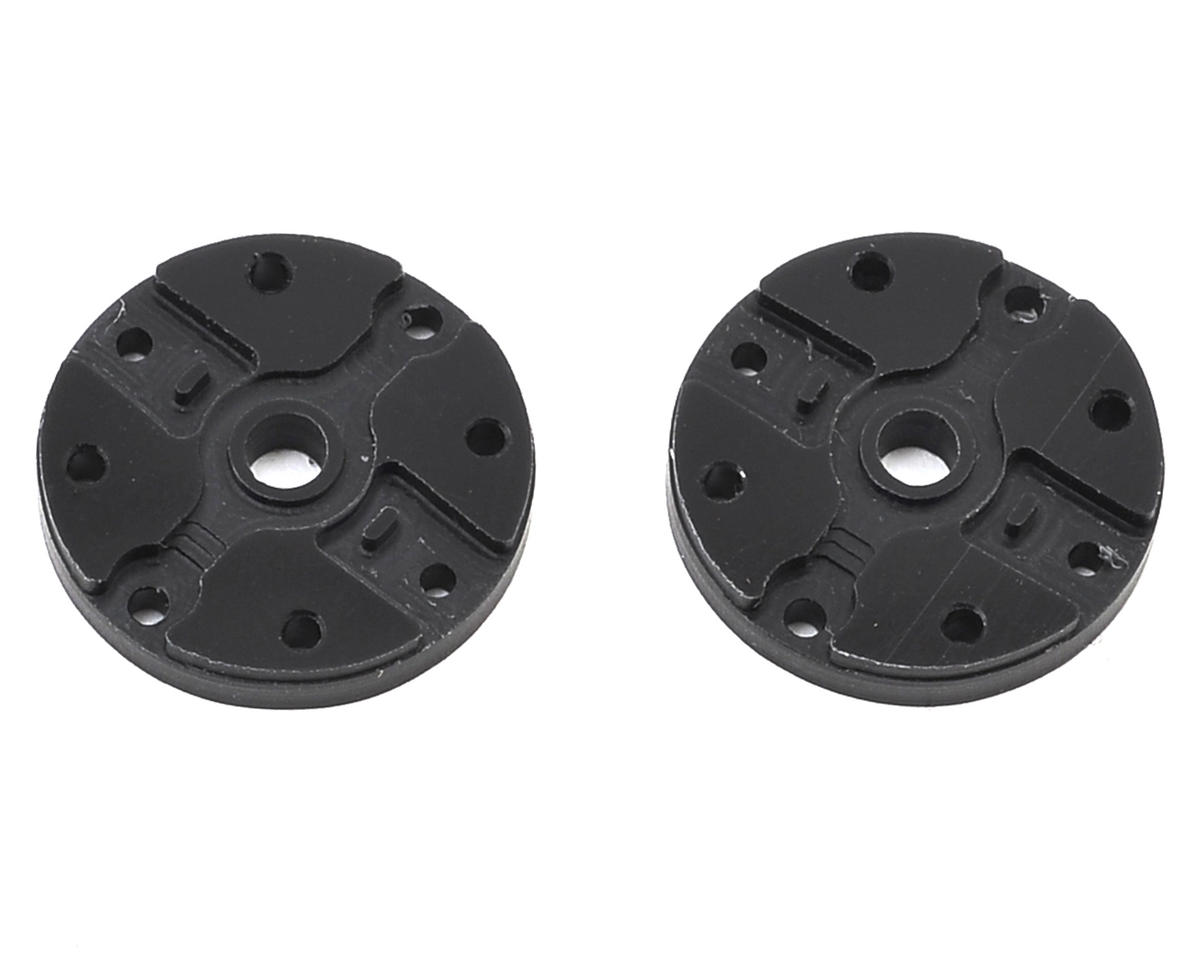 "VRP KYO/XRAY/Tekno 1/8 ""Gamechanger"" Piston (2) (1.3mm x 6 Hole) (Low Pack)"