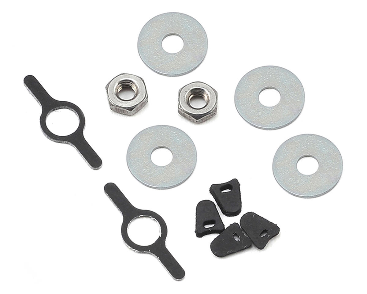 "VRP A215 1/8 ""Gamechanger"" Piston (2) (1.3mm x 6 Hole) (Medium Pack)"
