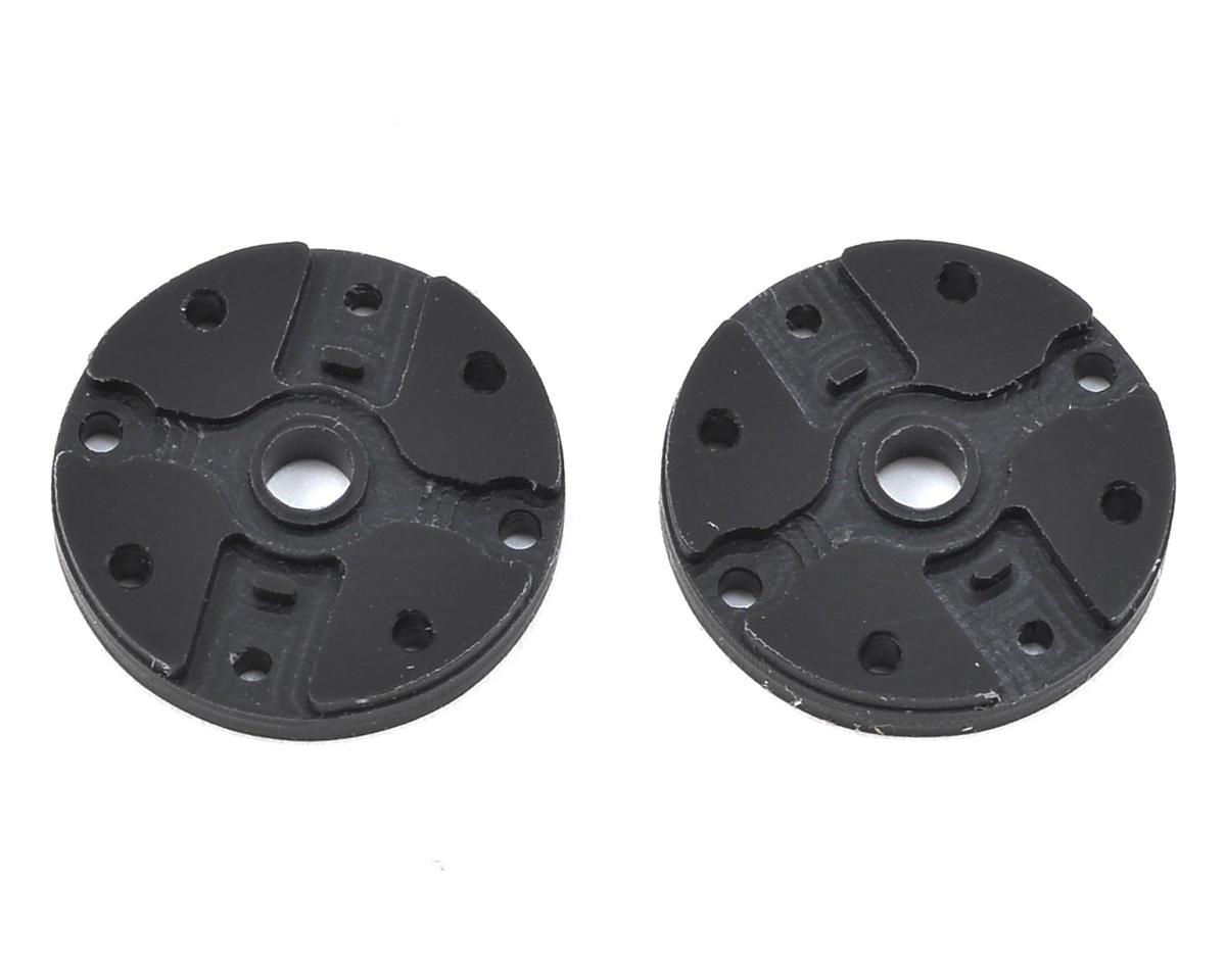 "VRP D815 1/8 ""Gamechanger"" Piston (2) (1.3mm x 6 Hole) (Medium Pack)"