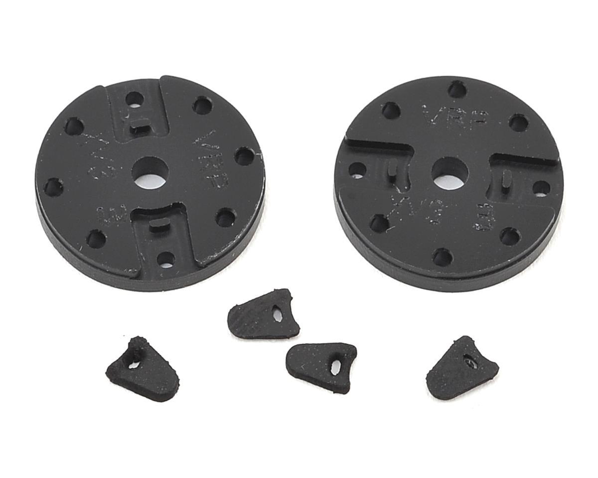 """1.2mm x 8 Hole 2 VRP8H1.2V3AS VRP Associated RC8B3 1//8 /""""X V3/"""" Shock Piston"""