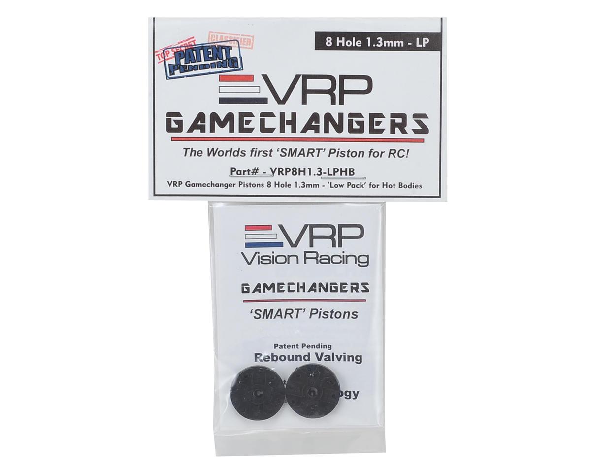 """VRP D815 1/8 """"Gamechanger"""" Piston (2) (1.3mm x 8 Hole) (Low Pack)"""