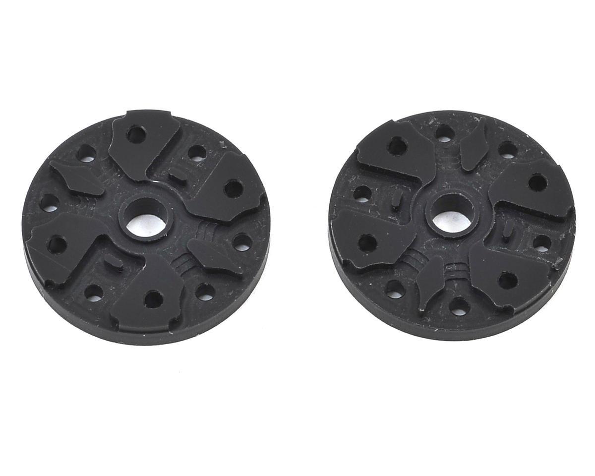 "VRP A215 1/8 ""Gamechanger"" Piston (2) (1.3mm x 8 Hole) (Medium Pack)"