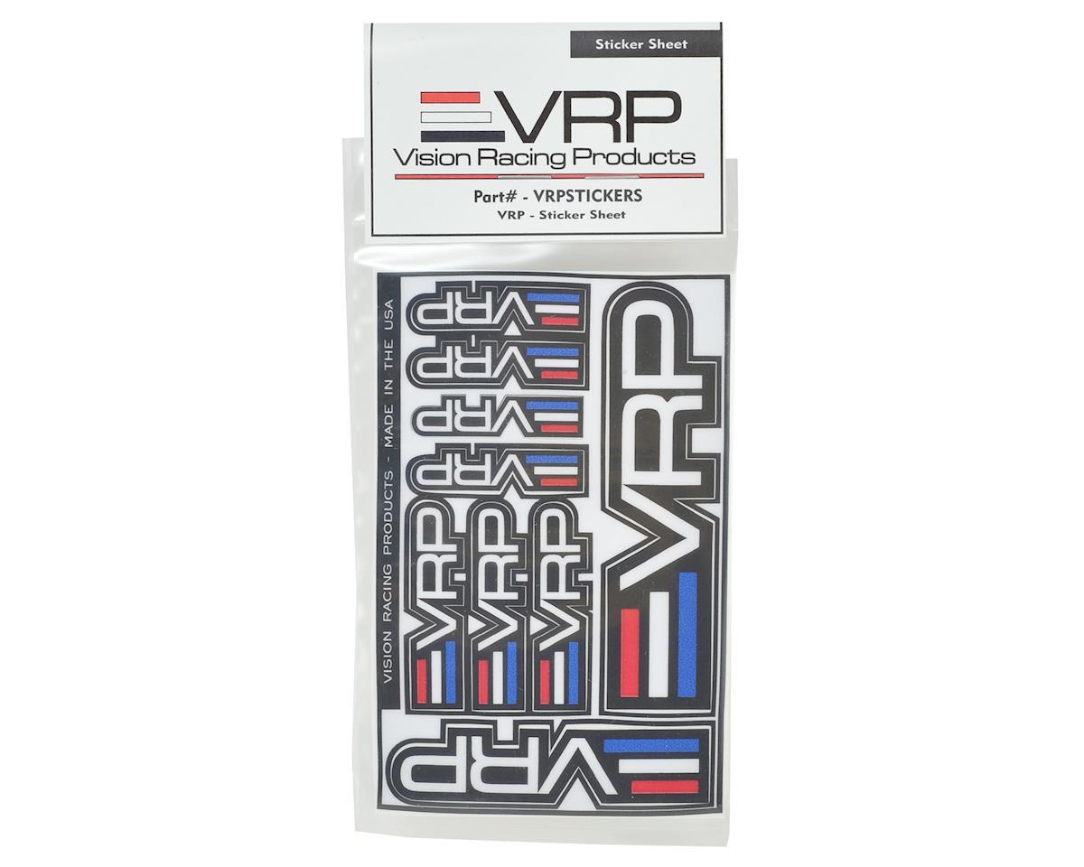 VRP Sticker Sheet