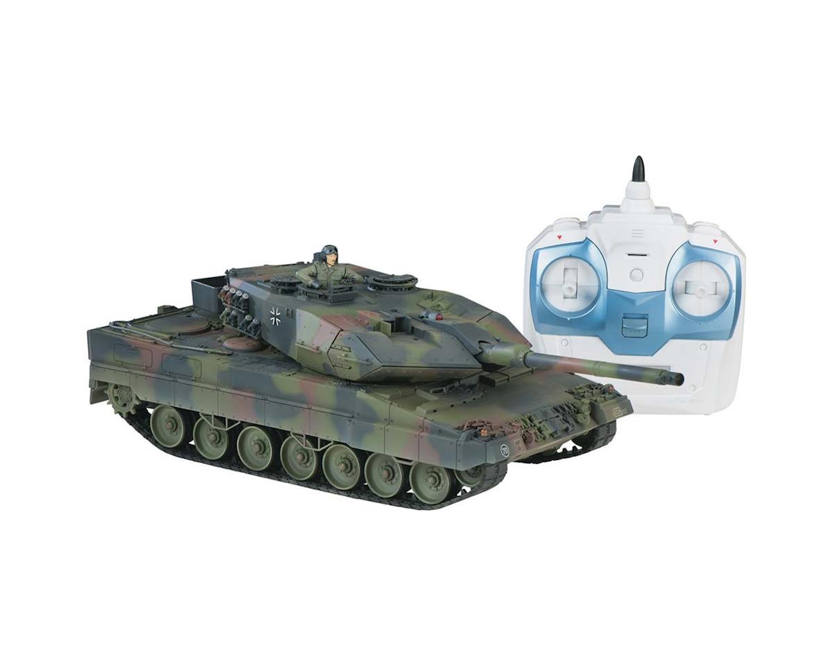 A03102980 1/24 Leopard 2 A6 IR Battle Tank NATO 2.4GHz