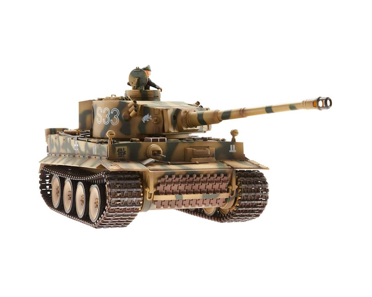 A03102986 1/24 Tiger 1 Early Green Camo 2.4GHz