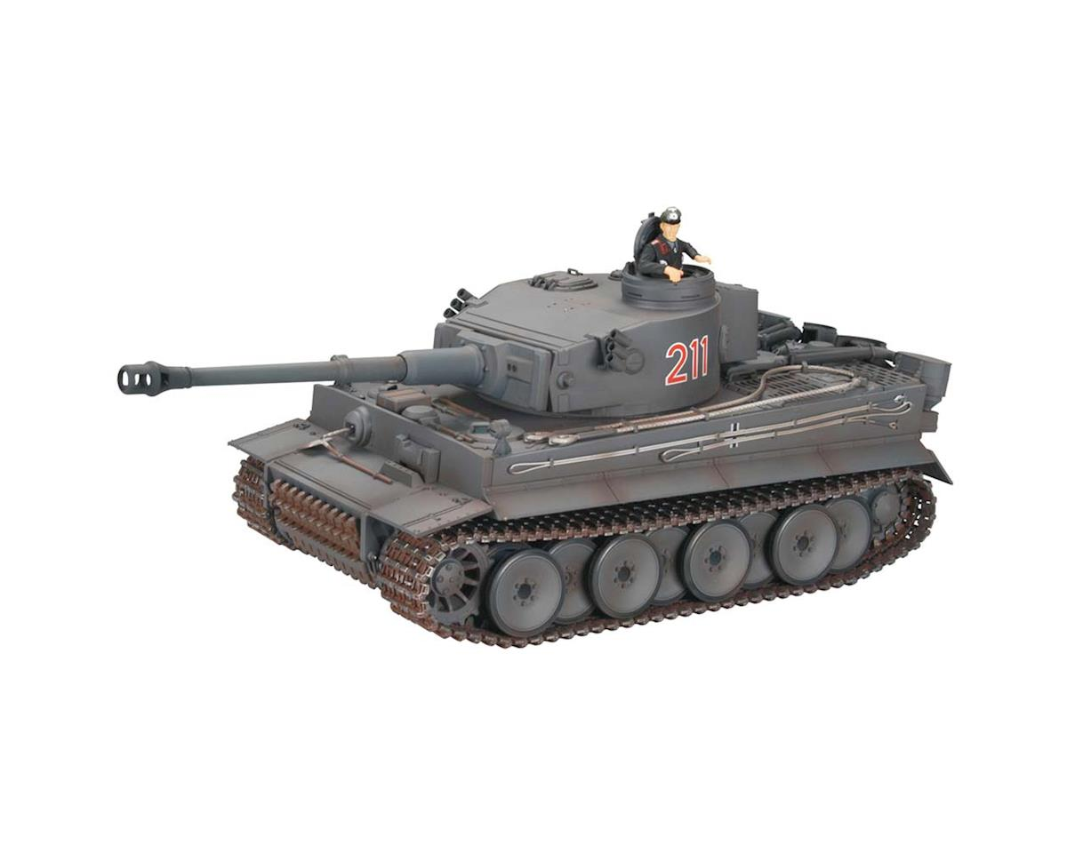 A03102987 1/24 Tiger 1 Early IR Battle Tank Grey 2.4GHz