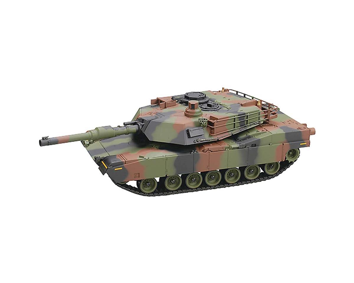 A03102993 1/24 M1A2 Abrams IR Battle Tank Nato 2.4GHz
