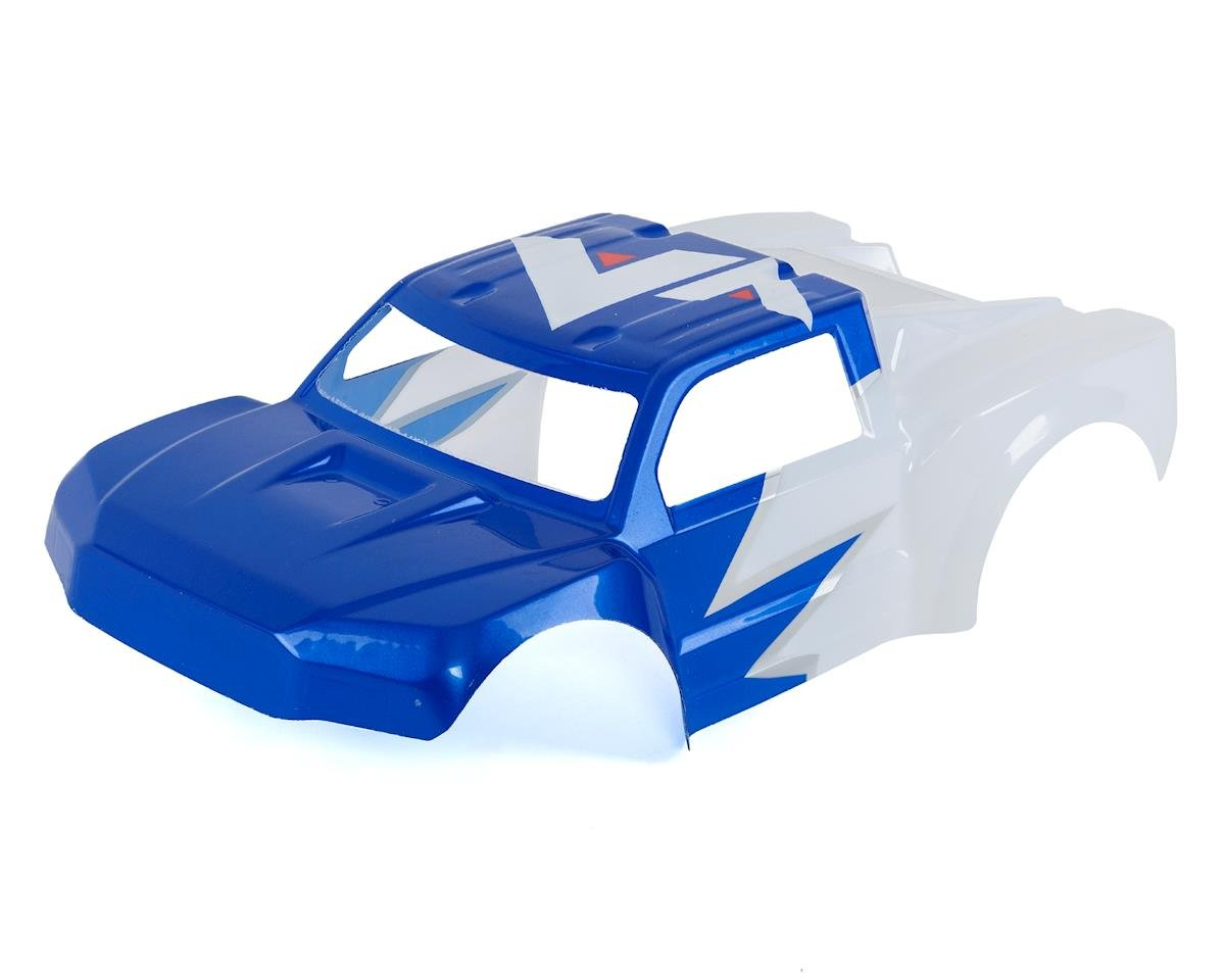 Karoo Pre-Painted 1/10 Desert Truck Body (Blue) by Vetta Racing